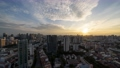 [Singapore] Magic hour time lapse seen from a residential area in Singapore 70977712