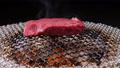 七輪で焼く焼き肉(ヒレ肉) 71062733