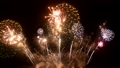 Real Fireworks display celebration, Colorful New Year Firework 4K 71206795