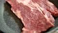Steak cooking image 71257266