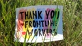 Thank You Frontline Workers - Acknowledgment - Nature Banner 71624652