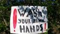 Wash your damn hands. Observe hygiene during the coronavirus period. 71624848