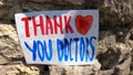Thanks to the medical staff - Thank you doctors!  71624851