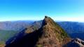 石鎚山(弥山)から天狗岳を2020年11月撮影 71677019