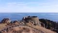 海を望む展望台の空撮 71783847