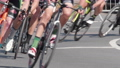 4K - Peloton of a Cycling Marathon 71868372