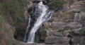 Ravana waterfall in Sri Lanka. Beautiful landscape with waterfall. 71909605