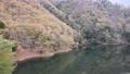 Kyoto Ono Dam Park Autumn Leaves Maple Aerial Wind Park 4K Rainbow Lake 71993250