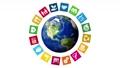 SDGsイメージアニメーション サステナブル 持続可能な開発目標 72134239
