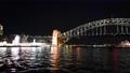 Night view of Sydney Harbour Bridge, Australia 72173524