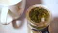 Brewing Tieguanyin tea in a teapot 72179191