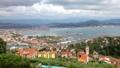 Scenic view of the port of La Spezia in Italy 72744008