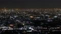 【大阪市内を一望 (夜景)】(time lapse) 撮影場所:水呑地蔵尊 大阪府八尾市大字神立 72847217