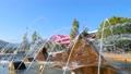 ポートアイランド北公園の噴水 72860274