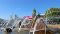 ポートアイランド北公園の噴水 72860275
