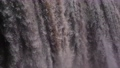 Slow motion and close up footage of waterfall moving at elephant waterfall Dalat city, Vietnam 72904202