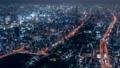大阪 夜景 タイムラプス あべのハルカス 72961039
