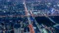 大阪 夜景 タイムラプス あべのハルカス 72961041