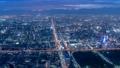 大阪 夜景 タイムラプス あべのハルカス 72961045