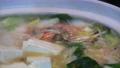 Ishikari Nabe, salmon, clay pot, steam 73009023