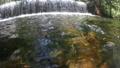 渓流の水流にカメラを沈めるイメージ 73009710