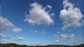 High-quality 4K time-lapse blue sky and cloud flow perming 4K210101011 Video material 73013753