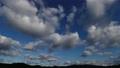 高画質4Kタイムラプス青空と雲の流れperming4K201231011映像素材 73013757
