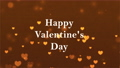 Valentine's Day Opening Animation Heart Particle Effect 73093513