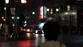 Pedestrian crossing at night Kanto 73141060