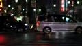Pedestrian crossing at night Kanto 73141061