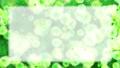 新緑 レースのフレーム 和風 ループ 73155046