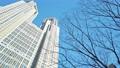 東京都新宿区西新宿の高層ビル群の街並み 73185662