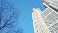 東京都新宿区西新宿の高層ビル群の街並み 73185669