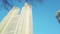 東京都新宿区西新宿の高層ビル群の街並み 73185673