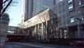 東京都新宿区西新宿の高層ビル群の街並み 73185674