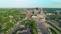 Aerial view of downtown Lexington, Kentucky 73272168