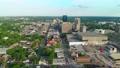 Aerial view of downtown Lexington, Kentucky 73364785