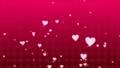 心臟粒子背景素材 73400519