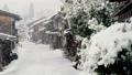 冬の妻籠宿 73589600