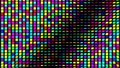 simple geometric background with colorful plates on plane flashing like neon lights, looping smooth animation in 4k. Creative colorful background. VJ loop. 73624798