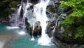 【대 轟の滝] (슬로우 모션) 도쿠시마 현 나카 군 나카 정 沢谷 73767247