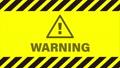 循環播放警告警報信號和路障錄像帶 73818394