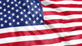 Flag of the United States of America waving 73843341