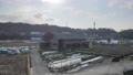 Osaka Takatsuki City Agar Factory Site 4K Aerial Photograph 73993579