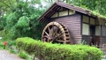 [Tokyo] Chest-mounted watermill and bamboo grove Fuchu City Local Forest Park 74005481