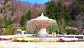 [Kofu City, Yamanashi Prefecture] Shosenkyo Crystal Fountain Slow Motion 74005486