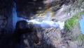 【山梨県】虹のかかった昇仙峡・仙娥滝 74005490