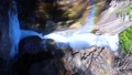 [Yamanashi Prefecture] Slow motion of Shosenkyo and Senga Falls with a rainbow 74005492