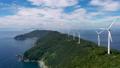 風力發電設施(風力發電)薩達開普半島 74057853