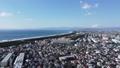Shonan aerial view Tsujido Coast Mt. Fuji Fujisawa City, Kanagawa Prefecture 74172507